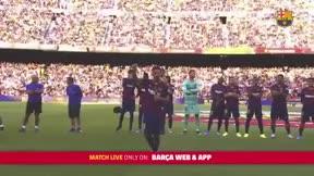 El vídeo del discurso de Leo Messi en la presentación del conjunto azulgrana