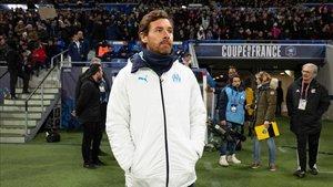 Villas-Boas seguirá en el Olympique de Marsella