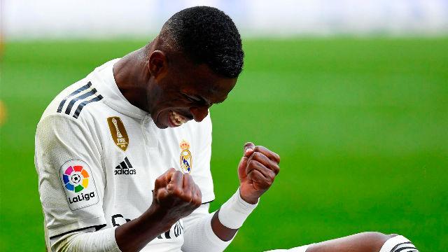 Vinicius: El mejor jugador del mundo soy yo