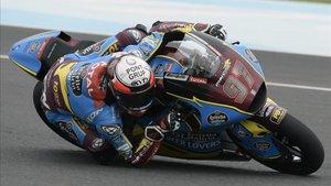 Xavi Vierge parte desde la pole position en Termas