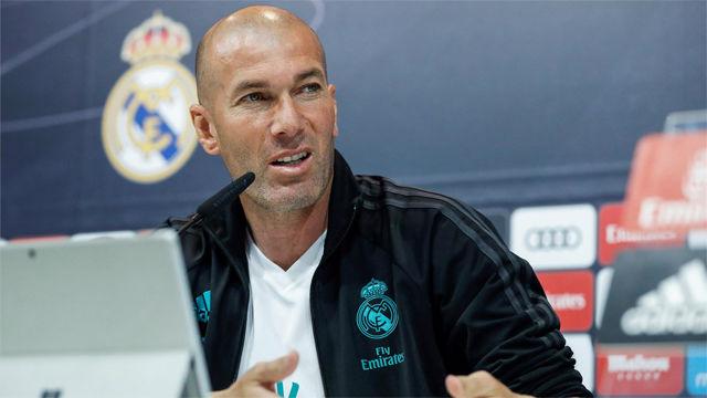 Zidane: Los buenos jugadores siempre son compatibles