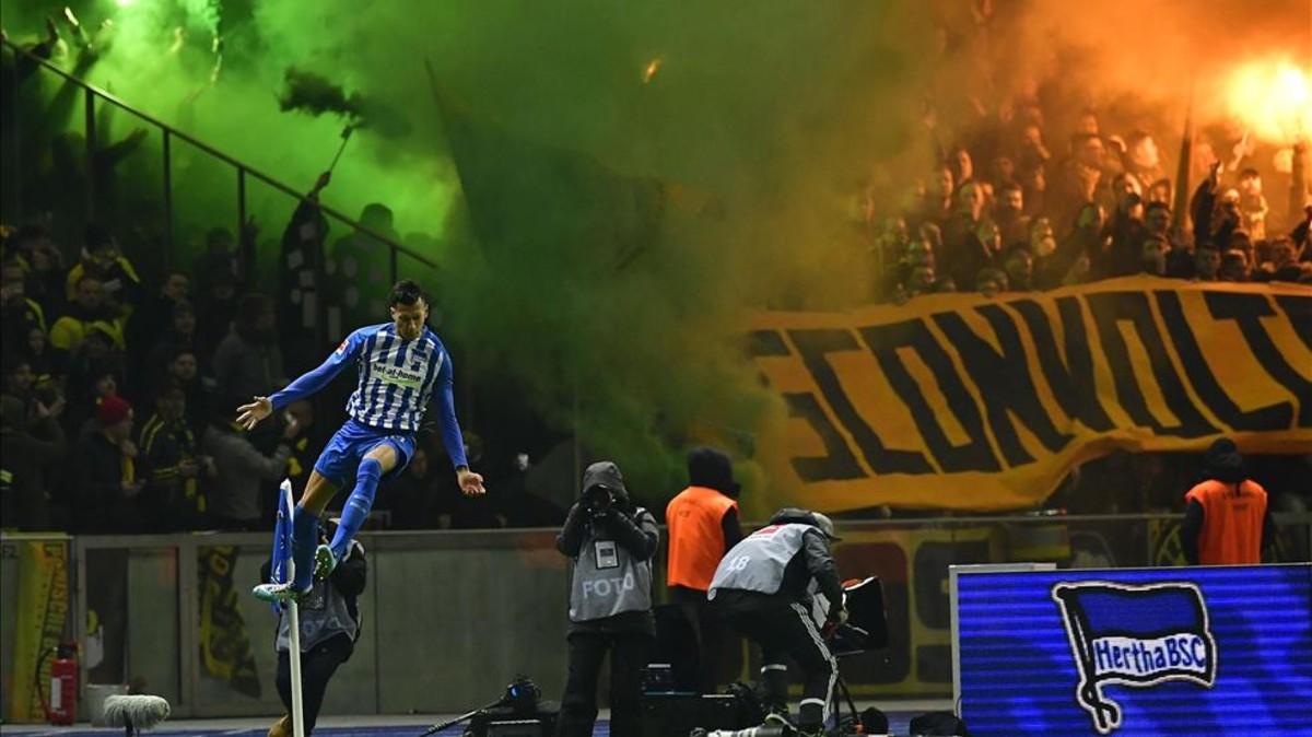 1Partido Resumen La Dortmund1 Del Hertha Y Goles 19 De Jornada EDWHI29