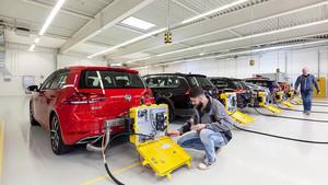 Volkswagen es una de las marcas que ha testado sus vehículos con el ciclo WLTP.