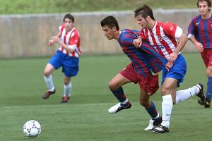 2.Sergio Busquets2005-2006
