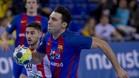 Aitor Ariño completó un gran encuentro con cinco goles sin fallo