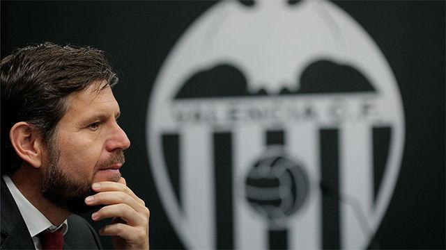 Alemany insiste en que el Valencia es totalmente ajeno a tema de las apuestas
