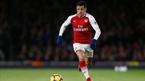 Alexis, muy cerca del United