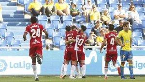 El Almería viaja a Girona tras realizar nuevos test