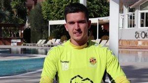 Antonio Cotán sigue con esperanzas de lograr la permanencia