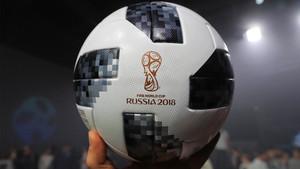 El balón del Mundial de Rusia 2018