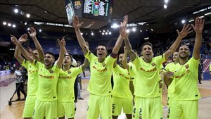El Barça Lassa atraviesa un gran momento de juego y resultados