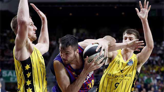 El Barça Lassa supera al Tenerife e intentará revalidar el título