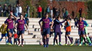 El Barça pinchó ante el Espanyol