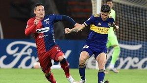 Boca Juniors lidera el grupo H de la Copa Libertadores