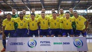 Brasil acabó segunda en el Premundial con Dyego, Arthur y Daniel