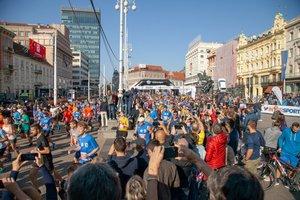 Cancelada la maratón de Zagreb