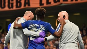 El Chelsea quiere renovar a Hudson-Odoi