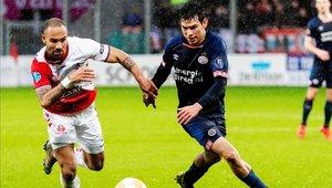 El Chucky Lozano tuvo un gran año en el PSV