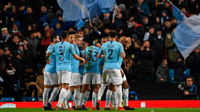 El City atropelló al Schalke para meterse en cuartos