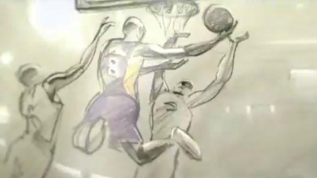 El corto sobre la carrera de Kobe Bryant con el que consiguió un Oscar