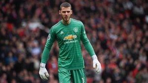 David de Gea ampliará su contrato con el Manchester United hasta el 2025