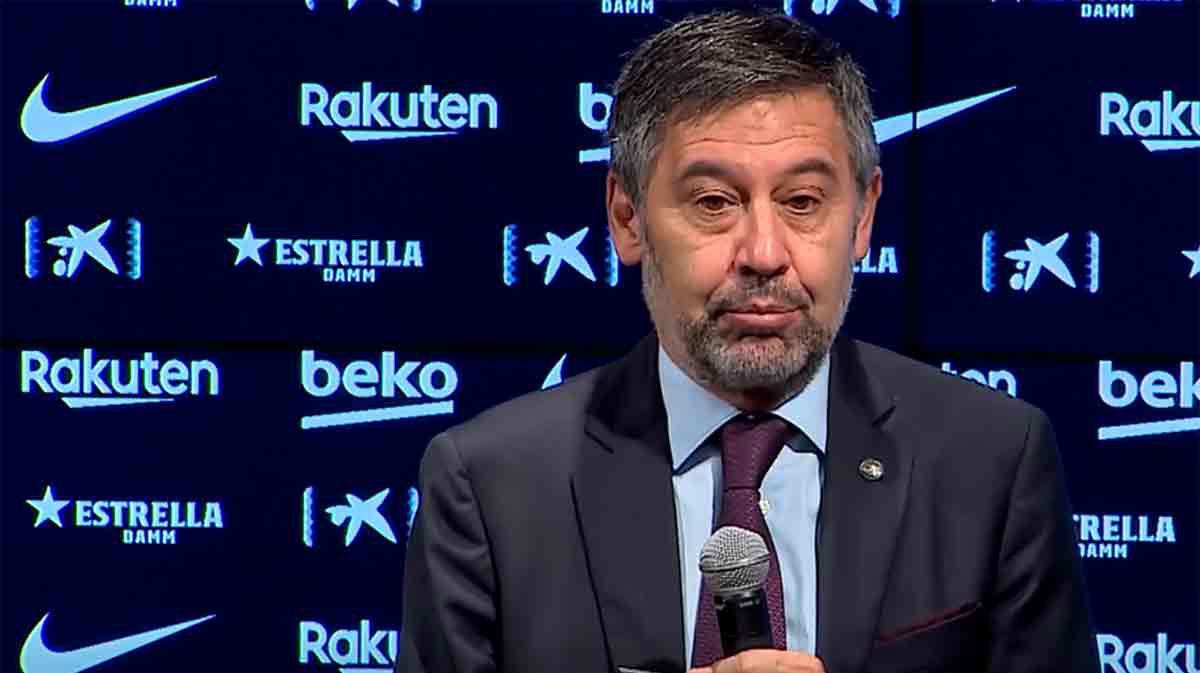 El discurso de Bartomeu en la despedida de Luis Suárez: Esta siempre será tu casa