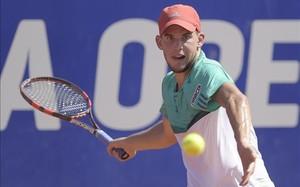 Dominic Thiem ha cerrado una gran semana con el título de Buenos Aires