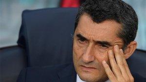 Ernesto Valverde busca recuperar la solidez perdida