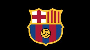 Éste es el remodelado escudo del FC Barcelona