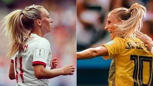 El futuro de Toni Duggan y Sofia Jakobsson pasa por Madrid