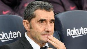 El futuro de Valverde apunta lejos del banquillo del Camp Nou