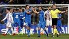 El Getafe se encuentra actualmente clasificado para la Champions League