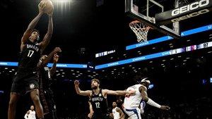 Gran actuación de Danilo Gallinari en la victoria de los Clippers