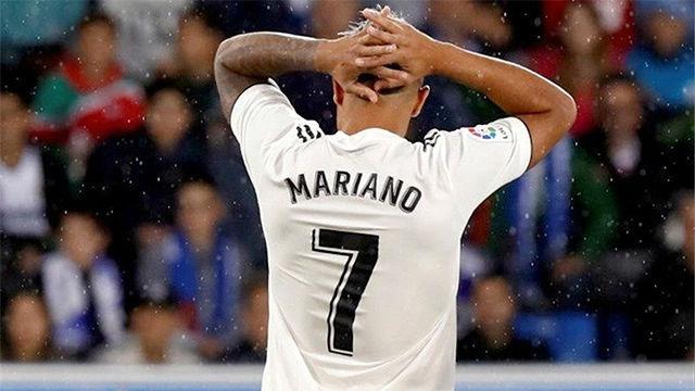 Mariano, fuera del Mundial de Clubes