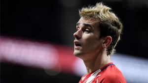 Griezmann, el culebrón del momento en el fútbol español