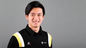 Guanyu Zhou es el nuevo piloto de desarrollo de Renault F1