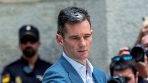 Iñaki Urdangarín ha ingresado en la cárcel de Brieva