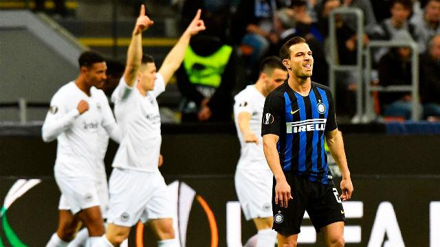 El Inter se despide de Europa
