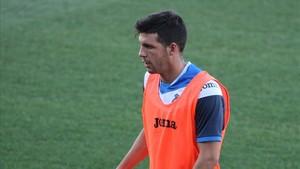 Javi López, capitán del Espanyol, habla de la situación del equipo