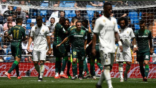 Jesé volvió al Bernabéu y marcó el gol de la sentencia