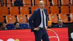 Joan Peñarroya, un excelente entrenador