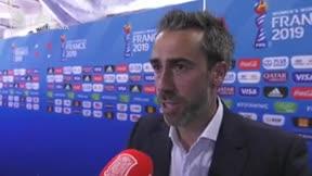 Jorge Vilda: Hemos conseguido igualar a las mejores del mundo