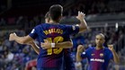 Joselito marcó cuatro goles el martes contra el Gran Canaria