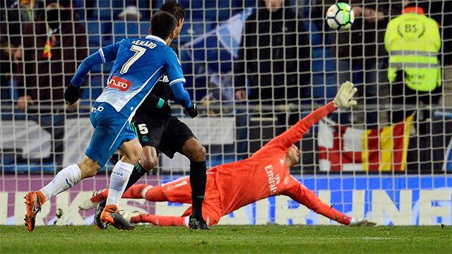 LALIGA | Espanyol - Real Madrid (1-0): Gerard Moreno batió en el último suspiro al Real Madrid