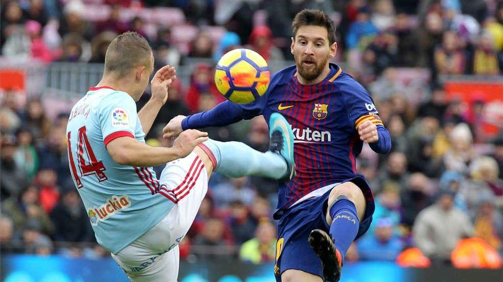 LALIGA FCB | FC Barcelona - Celta (2-2)