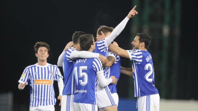 LALIGA | Real Sociedad - Deportivo (5-0)