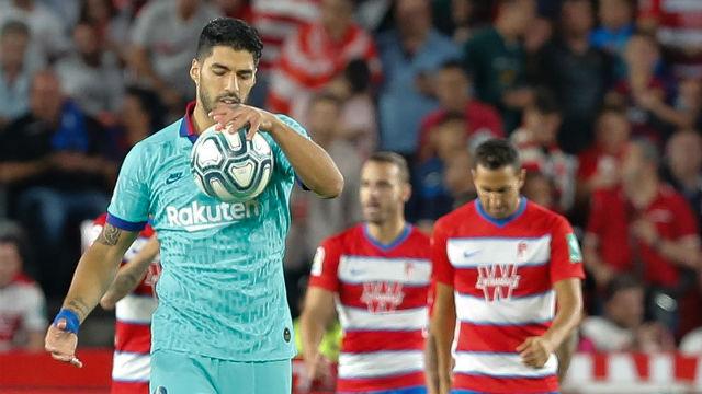 Las notas del FC Barcelona al descanso