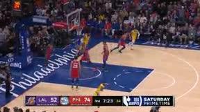 LeBron James, tercer máximo anotador histórico de la NBA