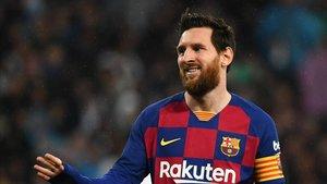 Leo Messi continuará en el FC Barcelona