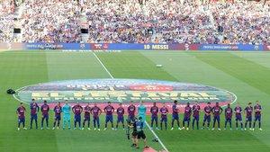El límite salarial del Barça, el más alto de LaLiga